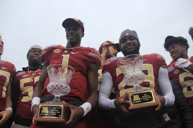Florida State Tops Southern Miss in 2017 Walk-On's Independence Bowl