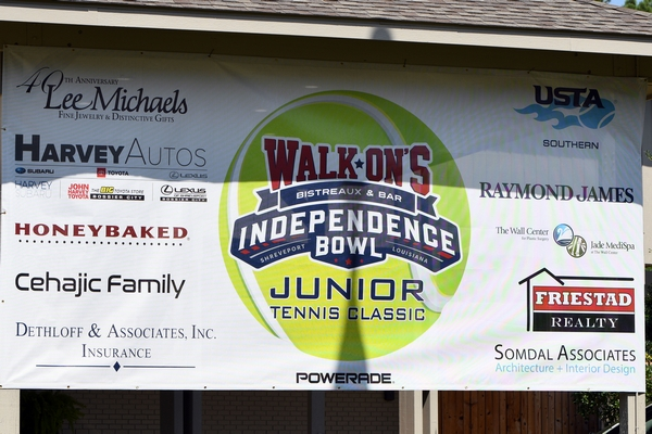 Walk-On's Independence Bowl Junior Tennis Classic Finds Success in Inaugural Year