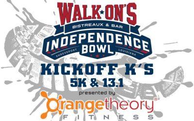 Walk-On's Independence Bowl Kickoff K's Presented byOrangetheory Fitness Ready to Run